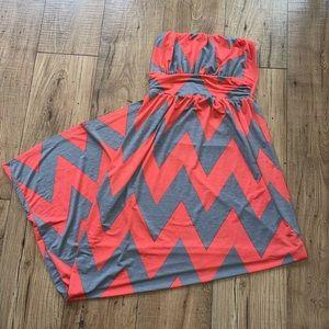 Filly Flair Women's Long Dress Size M